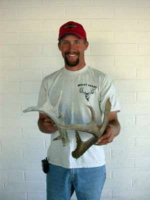 monster coues shed antlers
